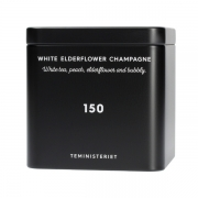 Teministeriet - 150 White Elderflower Champagne - Loose Tea 50g