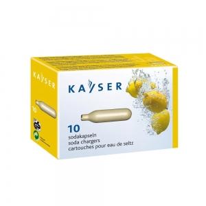 Patroane pt. sifon SODA Kayser - 50 buc