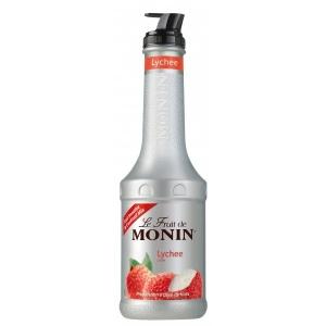 Piureuri Monin - Litchi - Lychee - 1L