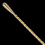 Lingurita Bar - Teardrop - 40 cm - Gold - Urban Bar