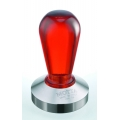 Tamper - Motta - Plastic Handle - Red - 58 mm