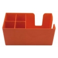 Bar Caddy - Bar Organizer - Orange
