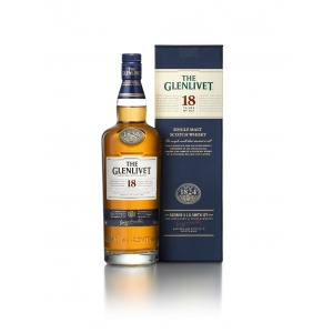 The Glenlivet 18 yo. (Carton Box) 43% - 700 ml