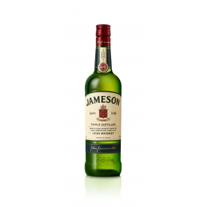 Jameson Irish Wiskey 40% - 700 ml