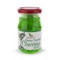 Cirese cocktail cu codita - Verde - 800 gr