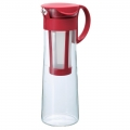HARIO Coffee Jug w/filter 1000ml - Rosu