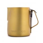 Milk Jug - Midnight Gold 350 ml - Barista & Co