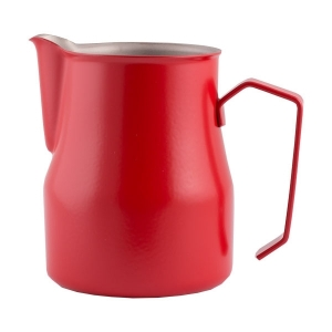 Milk Jug - Motta - Europa - Red - 350ml