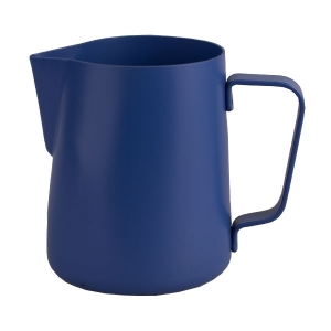 Barista Milk Pitcher - Blue 360 ml - Rhinowares