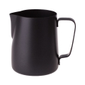 Barista Milk Pitcher - Black 360 ml - Rhinowa...