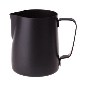 Barista Milk Pitcher - Black 600 ml - Rhinowares