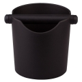 Knock Box - Black - 150 mm - Rhinowares