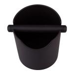 Knock Box - Black - 150 mm - Rhinowares