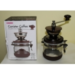 """HARIO Ceramic Coffee Mill """"Canister"""""""