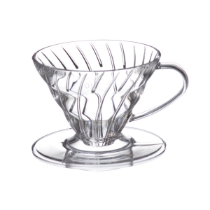 HARIO Coffee Dripper V60 03 Clear