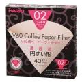 HARIO Paper Filter Misarashi Size-02 Dripper ...