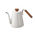 HARIO Ceainic Coffee Kettle Bona enamel 800ml