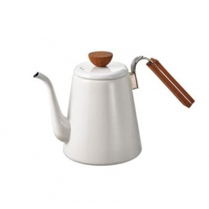 HARIO Ceainic Coffee Kettle Bona enamel 800ml