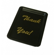 Tip Tray - Thank You
