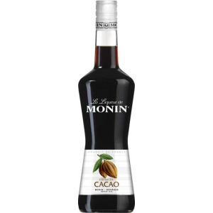 Lichior Monin - Cacao Brun ( Brown cacao) 20% 70 cl