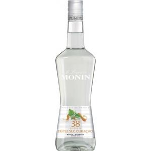 Lichior Monin - Curacao Triple Sec 38% 70 cl