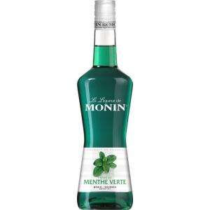 Lichior Monin - Menta Verde ( Green Pepermint ) 20% 70 cl