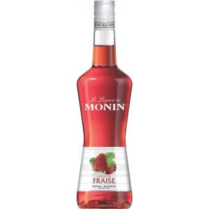 Lichior Monin - Capsuni ( Strawberry - Fraise) 18% 70cl
