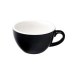 Loveramics Egg - Ceasca Cappuccino 200 ml - Black