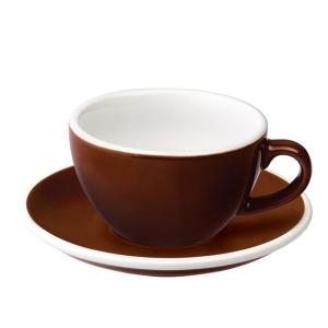 Loveramics Egg - Ceasca Cappuccino 200 ml - Brown