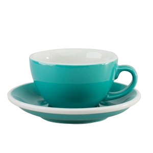 Loveramics Egg - Ceasca Cappuccino 200 ml - Teal