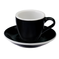 Loveramics Egg - Ceasca Espresso 80 ml - Black