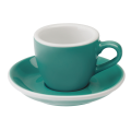 Loveramics Egg - Ceasca Espresso 80 ml - Teal