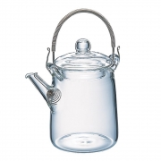 """HARIO Ceainic Asian """"Cylindric"""" with stainless handle 220ml"""