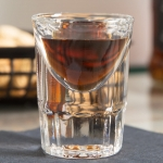 LIBBEY FLUTED TALL WHISKEY 3cl