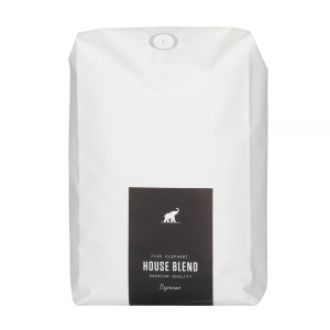 Five Elephant - House Blend - Espresso 1KG