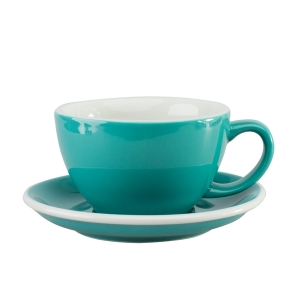 Loveramics Egg - Ceasca Café Latte 300 ml - Teal