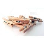 Mini Garnish Clips - Natur - 100buc/pachet