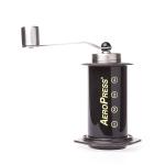 Hand Coffee Grinder - Rhinowares cu adaptor pentru AeroPress