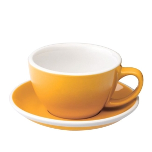 Loveramics Egg - Ceasca Café Latte 300 ml - Yellow