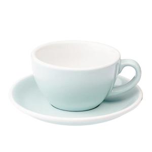 Loveramics Egg - Ceasca Cappuccino 200 ml - River Blue