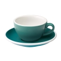 Loveramics Egg - Ceasca Flat White 150 ml - Teal