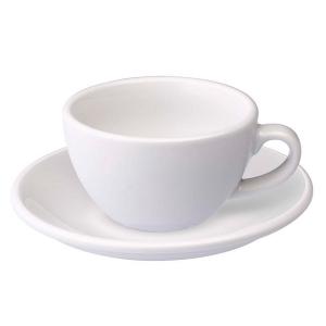 Loveramics Egg - Ceasca Flat White 150 ml - White