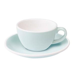 Loveramics Egg - Ceasca Flat White 150 ml - River blue