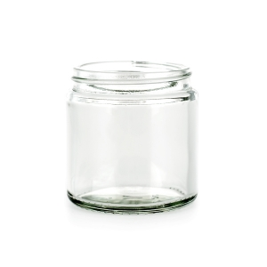 Comandante Bean Jar - Sticla Transparent
