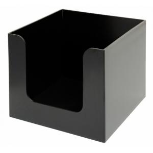 Bar Caddy - Organizator Servetele - Plastic Black