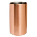 Stainless Steel Wine Cooler - Copper