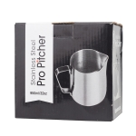 Stainless Steel Pro Pitcher 950 ml - Rhinowares