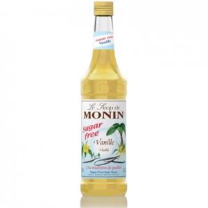 Sirop Monin Sugar Free - Vanilie - 0,7L