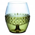 HARIO Hot Drink Glass Green - 260ml