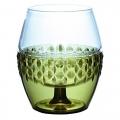 HARIO Hot Drink Glass Green - 260ml